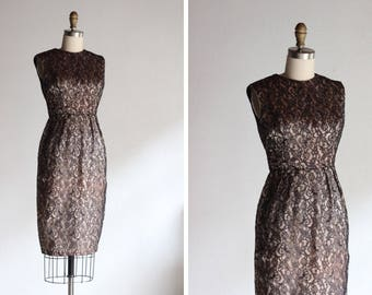 Vintage Luciana Lace Dress