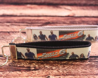 Fast and Furious 6 Inspired Key Fob