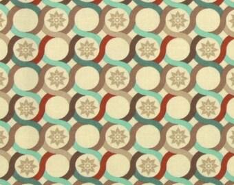 Free Spirit - Joel Dewberry - Deer Valley Meadow Lace in Natural - Half Yard Cotton Fabric
