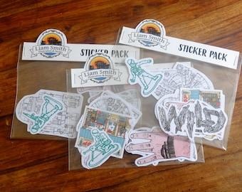 Mini-Sticker Pack