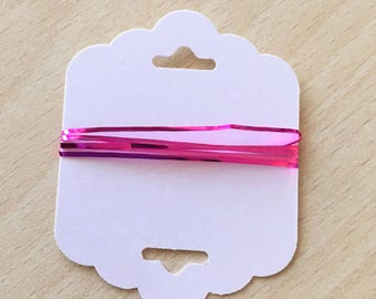 Blade color metallic fuchsia 1 mm