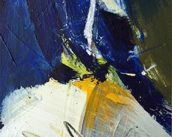 Moonlight - Original Abstract Painting