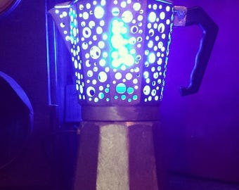 Coffee maker Mocha Lamp 12 Cups