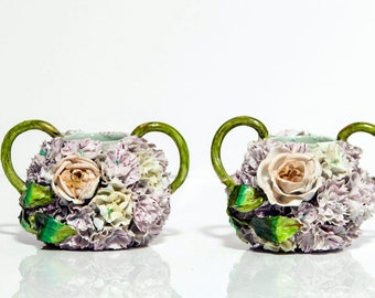 Pair of German China