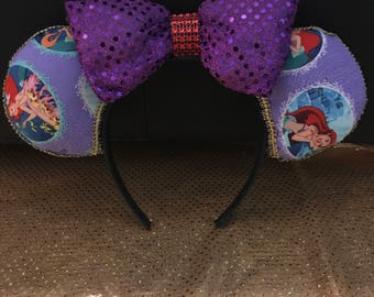 Disney Little Mermaid Headband