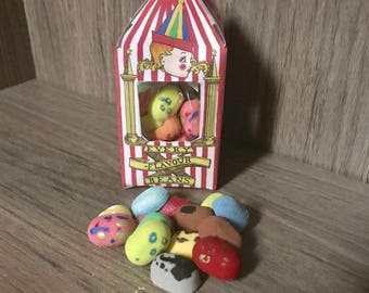 Harry Potter, Bath Bomb, (WITH) Berite Botts Beans (BOX) Jelly Beans bath bomb, Easter Bath Bomb, Jelly Beans, Easter Basket Gifts