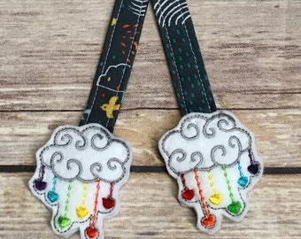 CLOUDS ARROWS & Rainbows Reach Straps. Tula Accessories. MJ Accessories. Lillebaby. Pull Straps. Kinderpack. Ergo. Beco. Chimparoo. Bjorn