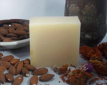 Kentucky Bourbon Soap 5 oz Natural  Soap Handmade Soap Gift Set Organic Cold Process Soap Vegan Soap for Men