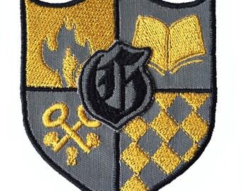 Gotham Academy Uniform Crest Patch