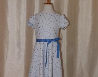 Meloney's Design handmade girls size 10 dress