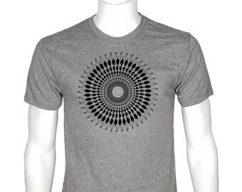 Multitric T-shirt  Design Tri Blend T shirt