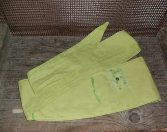 Green OBI belt