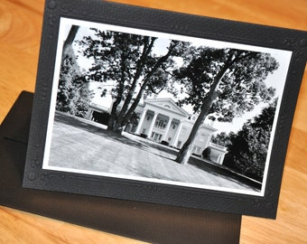 Photo Greeting Card - Hawthorn Hill, Oakwood, OH