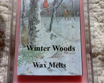 Winter Woods Wax Melts