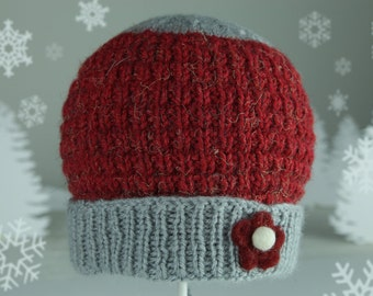 Handmade Tuque for children by Creations Smoké