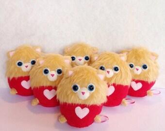 A Love Kitten (each sold separately)