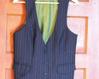 Custom Italian Wool Vests