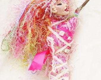 Joyful Spirit Doll