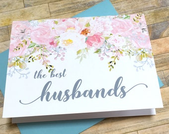 Pregnancy Announcement to Husband - Pregnancy Reveal to Baby Daddy - New Daddy Pregnancy Card - Im Pregnant - GARDEN ROMANCE