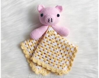 Cuddly Piggy