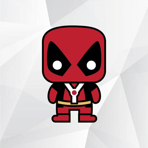 deadpool svgpngjpgeps deadpool clipart for rh etsy com Deadpool Silhouette Deadpool Silhouette