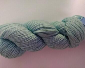 Cloudborn Fibers Highland Sport Yarn Sky Blue