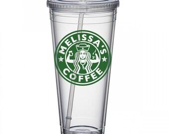 NURSE Starbucks Nurse Cup, Nurse Cup, Nurse Gift, Starbucks Cup, Nurse Appreciation Gift, Starbucks Nurse, Nursing Gift, Gift For Nurse