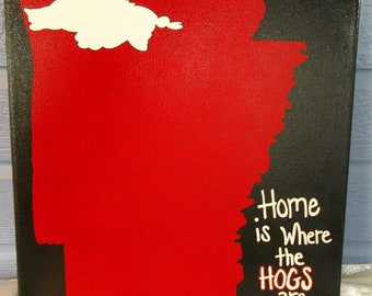 Home is where..