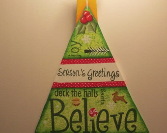 Believe Tree.