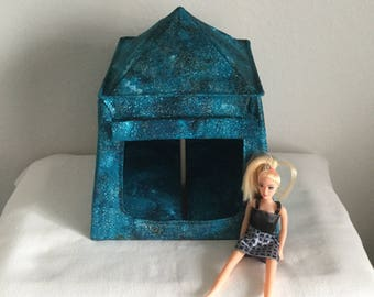 "Camping Tent for Barbie/11-1/2"" dolls"