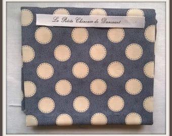 Coupon Tilda Sewn slate blue spot
