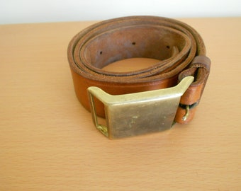 Military beltvintage Antiques