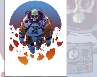 The Skullstronaut