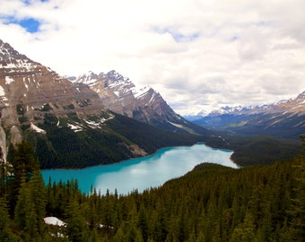 Peyto Lake Alberta, Canada