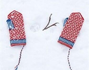 I love Scandinavian Hand-crochet