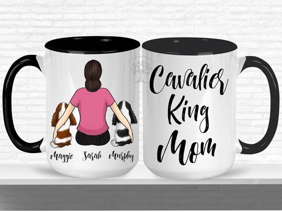 Cavalier King Charles Spaniel Mug Cavalier King Charles