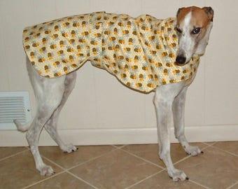 P2 Honey Comb Bee Greyhound Jammie.