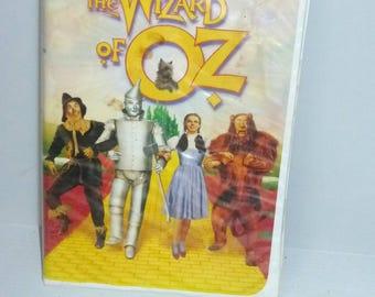 A122217BB11 Warner Bros. WIZARD of OZ Vhs Movie Vintage Vhs