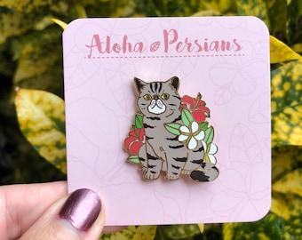 Aloha Finn Hard Enamel Pin