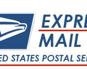 Upgrade to USPS Express Shipping