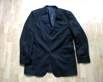 Men's Christian Berg Stockholm Formal Suit Blazer Jacket