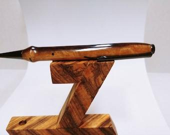 Modified Walnut Slimline Pen, Handmade Pen