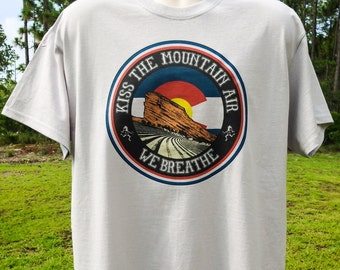 WSP Surprise Valley /Red Rocks T Shirt