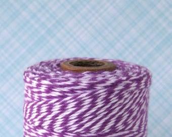 Purple Bakers Twine, Purple Baker's String (240 yard spool)
