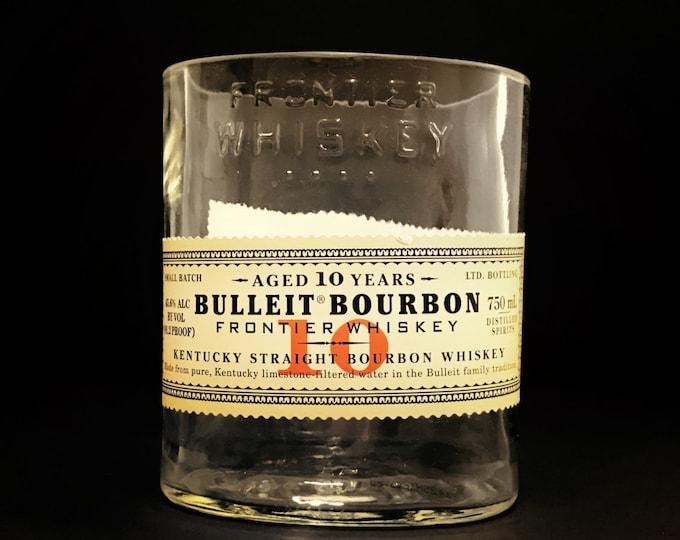 Bulleit Bourbon 10-Year Whiskey Bottle Candle