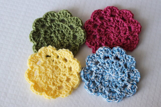 70 Easy Free Crochet Coaster Patterns For Beginners Diy Oukasfo