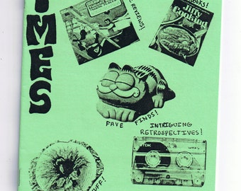 Thrifty Times 1 - A Zine about Thrifting