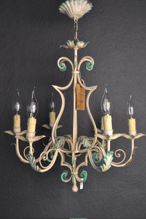 Beautiful old chandelier
