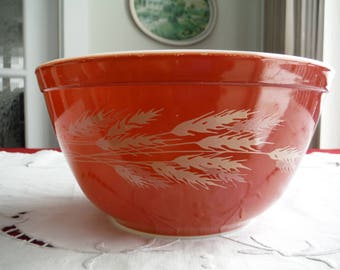 PYREX AUTUMN HARVEST mixing bowl, 1.5L # 402
