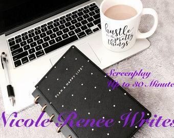 Short Screenplay -  Screenwriter - Professional Writer